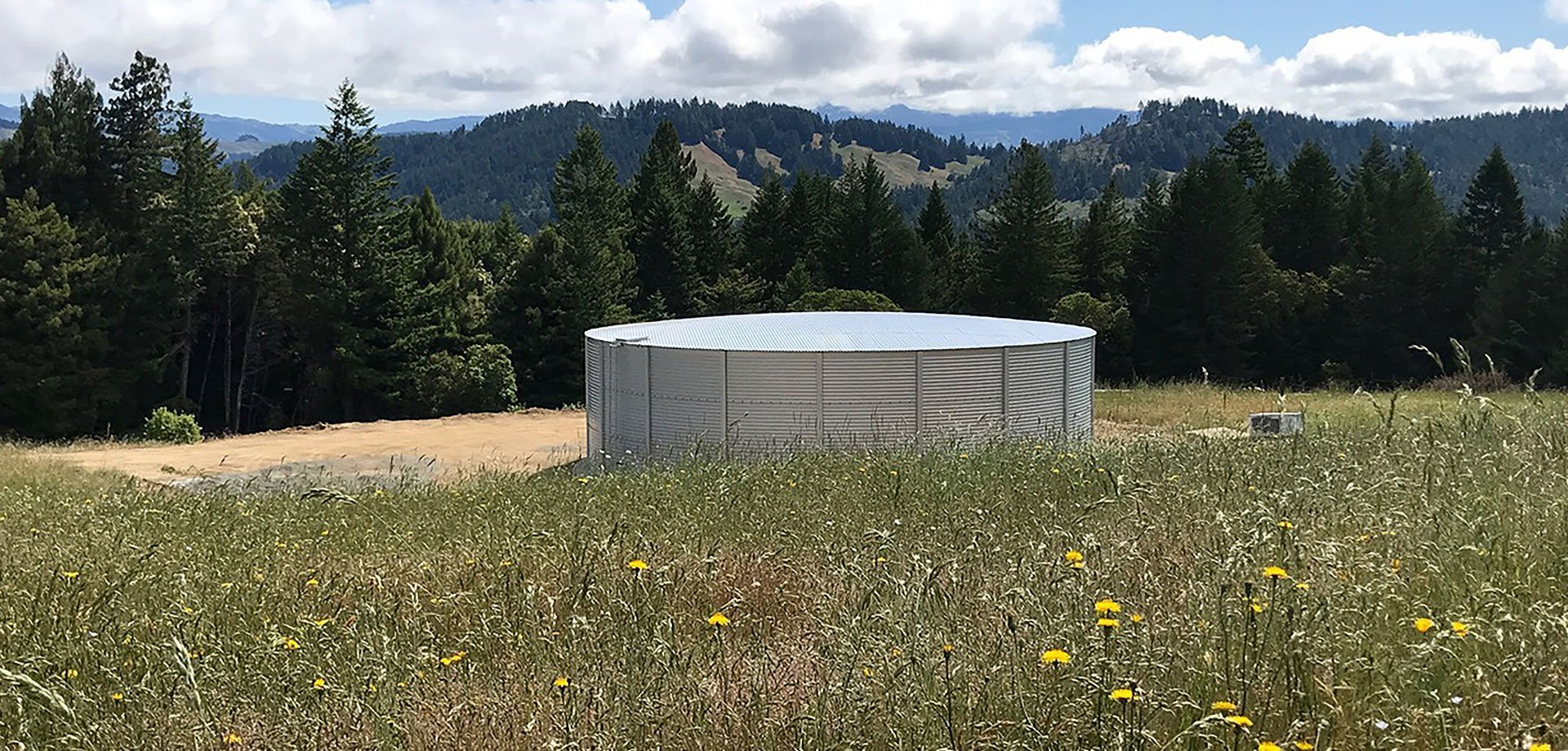 Pioneer Water Tanks approved for use in California