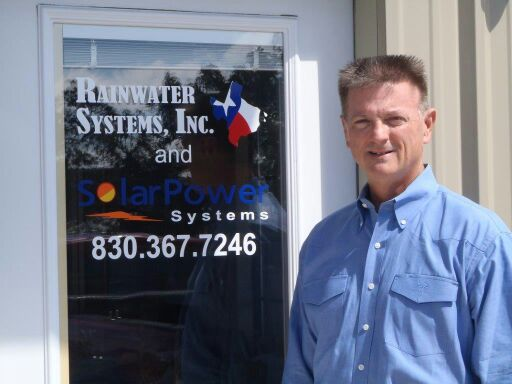 Rainwater Systems Inc provides Pioneer Water Tanks