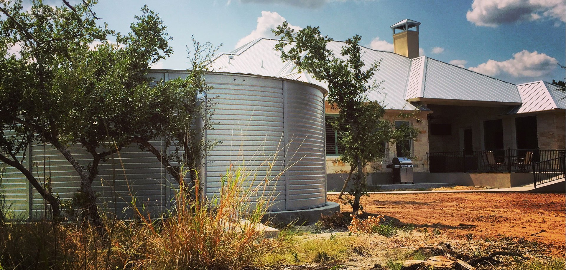 Pioneer Water Tanks Harvested Rain Solutions home rainwater system