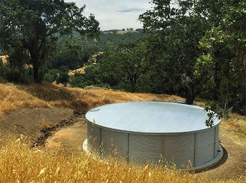 California Proposition 72 Rainwater Capture Systems