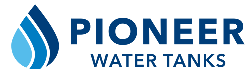 Pioneer Water Tanks horizontal logo