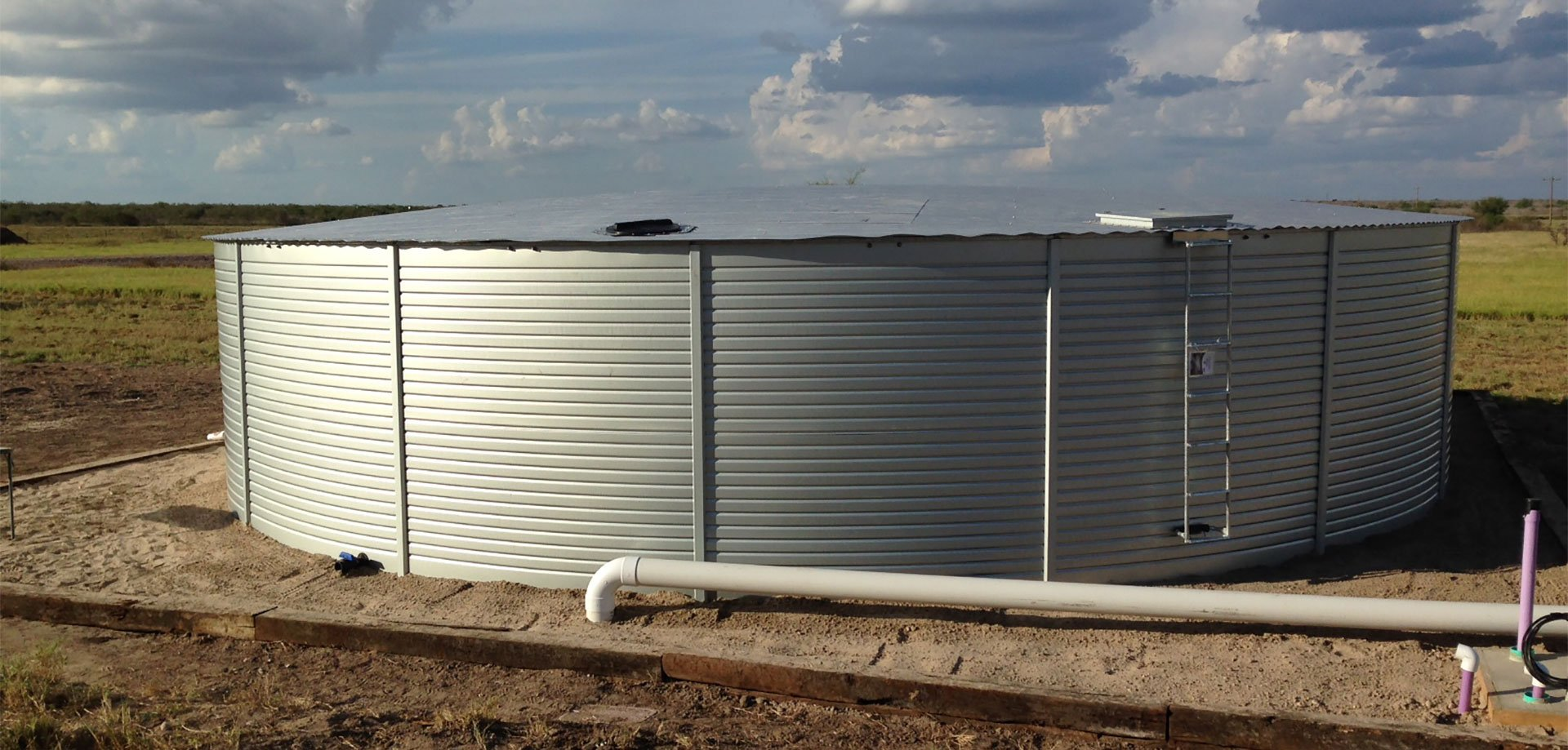 Pioneer Water Tanks large water tanks for ranches