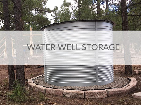 Pioneer Water Tanks Well Storage