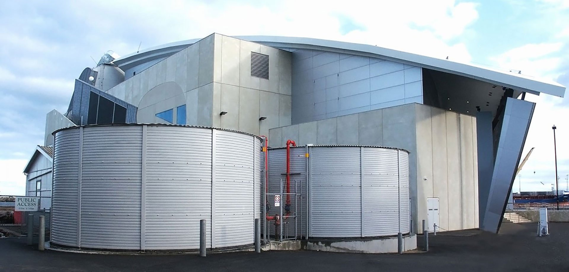 Commercial Pioneer Water Tanks systems