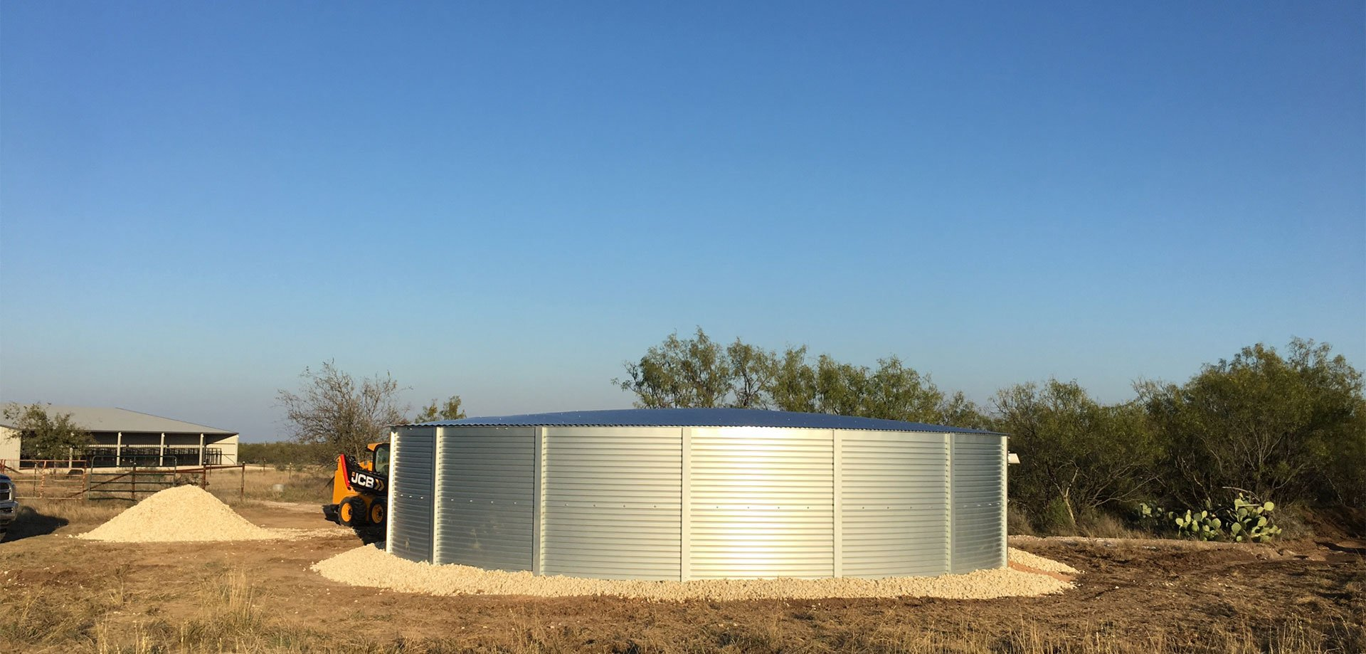 Pioneer Water Tanks All-Tex Irrigation and Supply