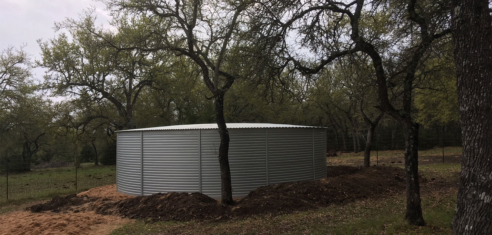 Pioneer Water Tanks Lakota Water Company Texas Rainwater systems