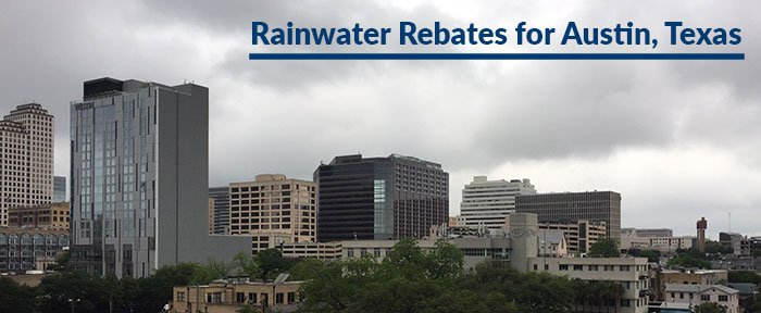 Austin Texas rainwater rebates