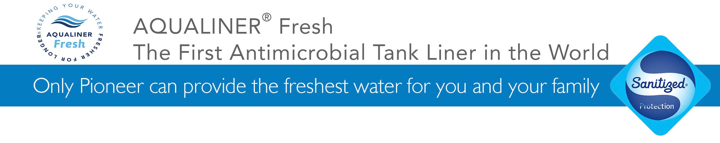 Pioneer Water Tanks keep water fresh and clean