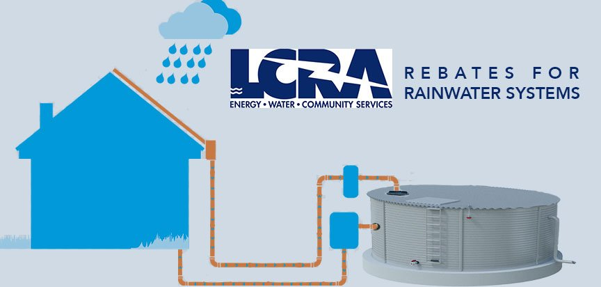 The Lower Colorado River Authority Rainwater System Rebate