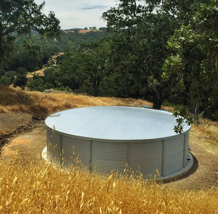California Rainwater Tanks