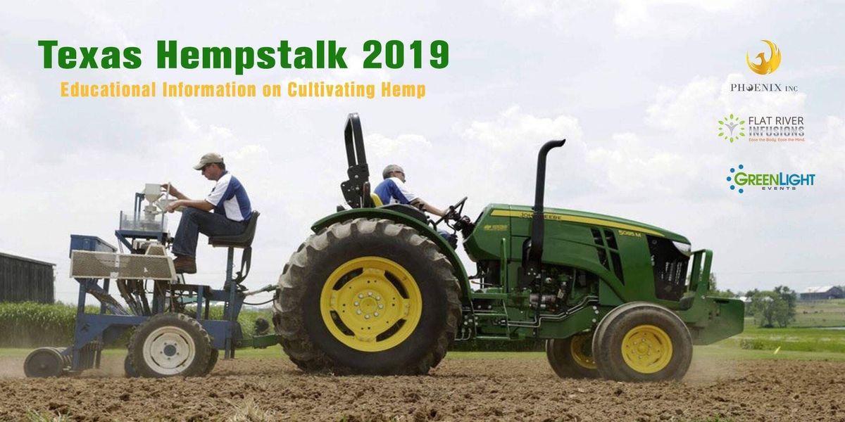 Texas Hempstalk 2019 at Jester King Brewery