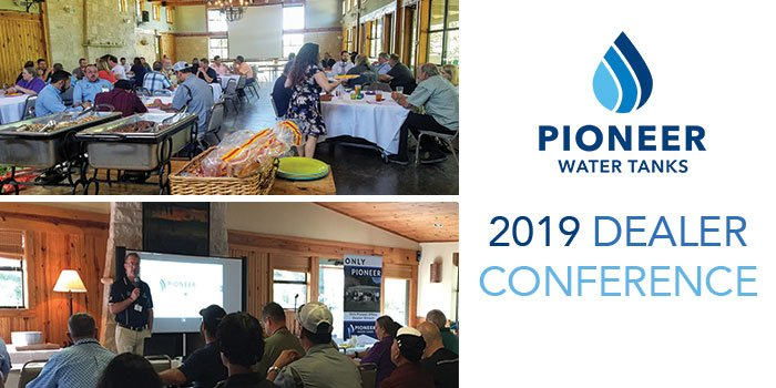 The 2019 Pioneer Water Tanks America Dealer Conference