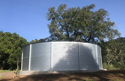 NorCal Water Storage Tanks