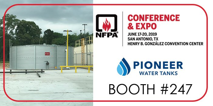 NFPA Conference & Expo 2019 in San Antonio Texas