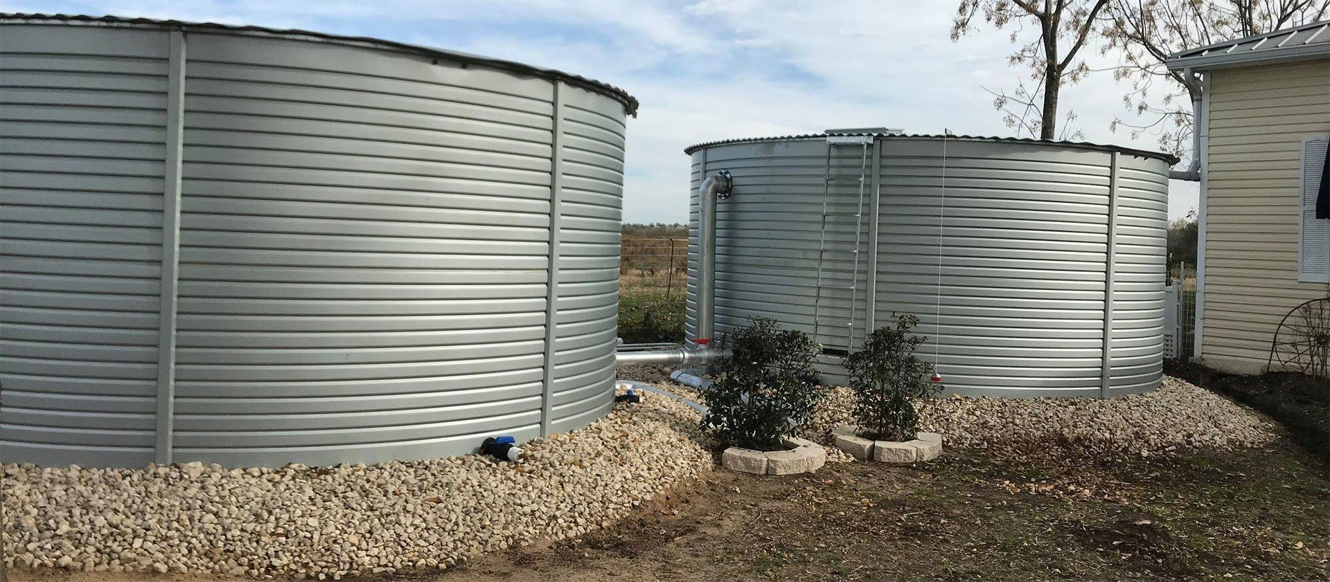 Flow Rainwater Systems home rainwater system