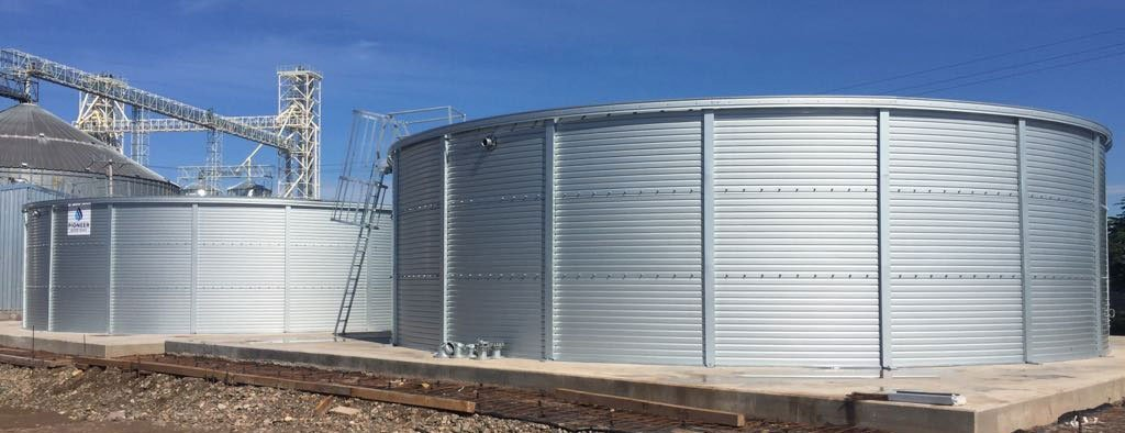 Commercial Pioneer Water Tanks