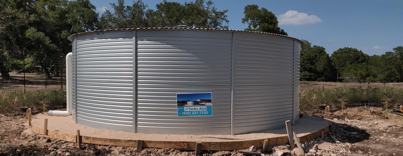 Tanks Alot Pioneer water system