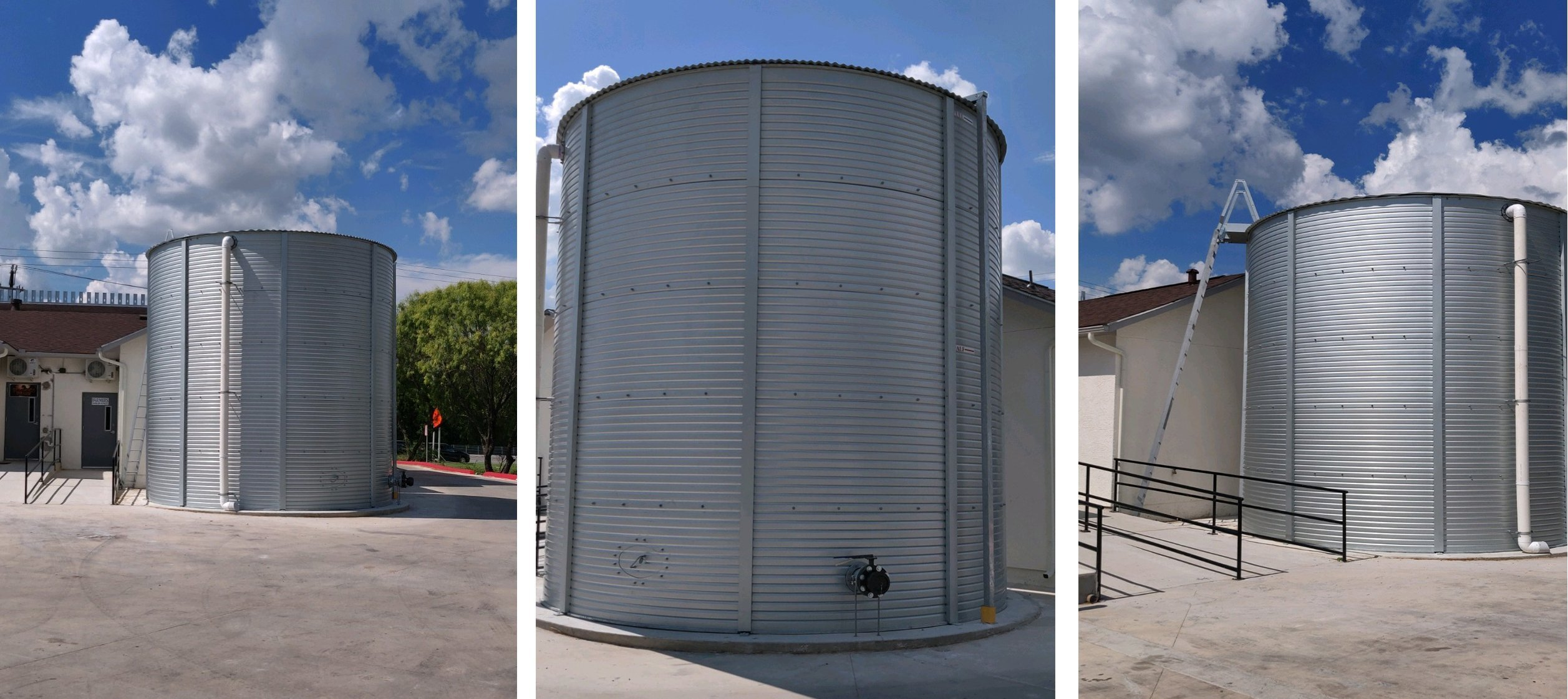 Tanks Alot fire protection water tank system