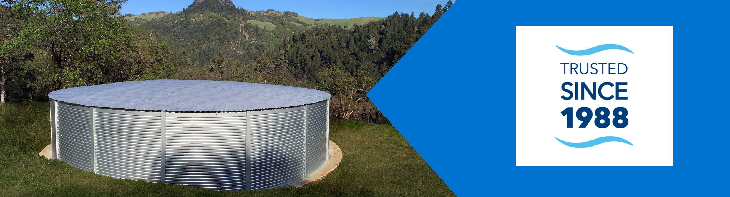 Pioneer Water Tanks Trusted Since 1988