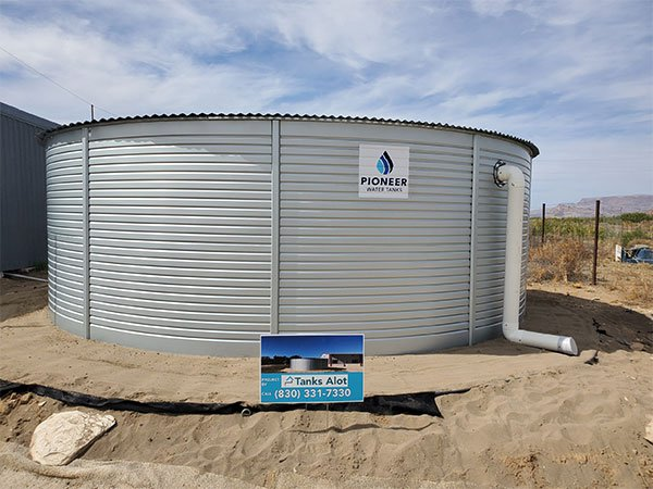 Tanks Alot provides water solutions for homes and commercial projects