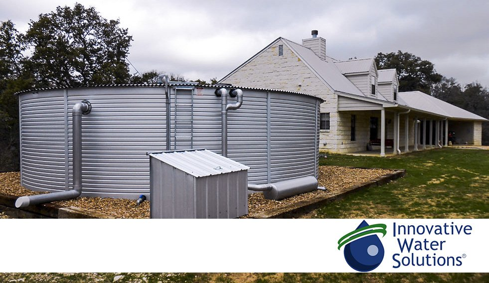 Innovative Water Solutions provide Pioneer Water Tanks