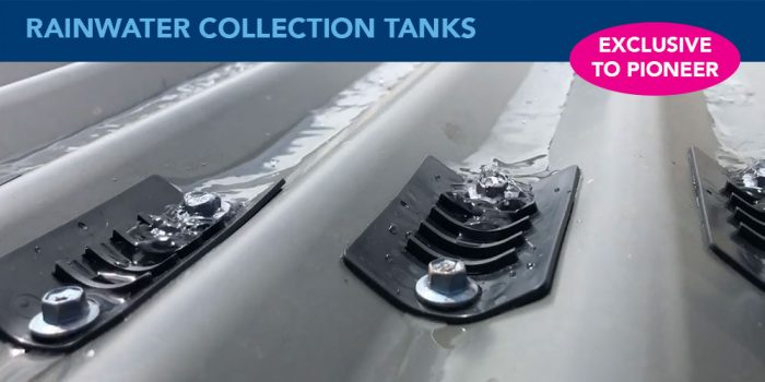 Rainwater Collection Tanks Safely Store Rainwater