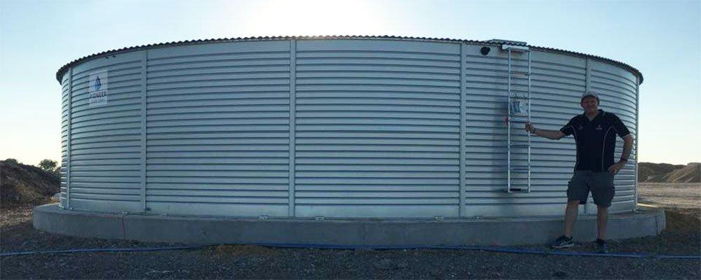 Rainwater Equipment Commercial Pioneer Water Tank