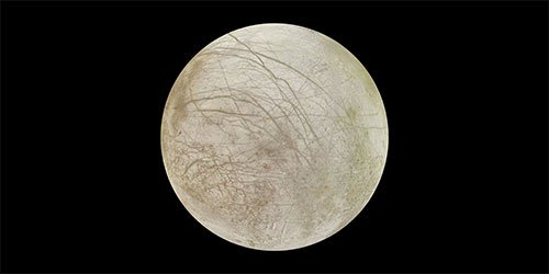 Europa is a Moon of Jupiter