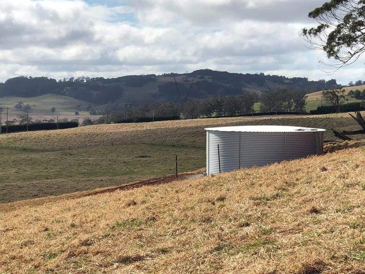 10,000 gallon Pioneer Water Tank NSW Tanks