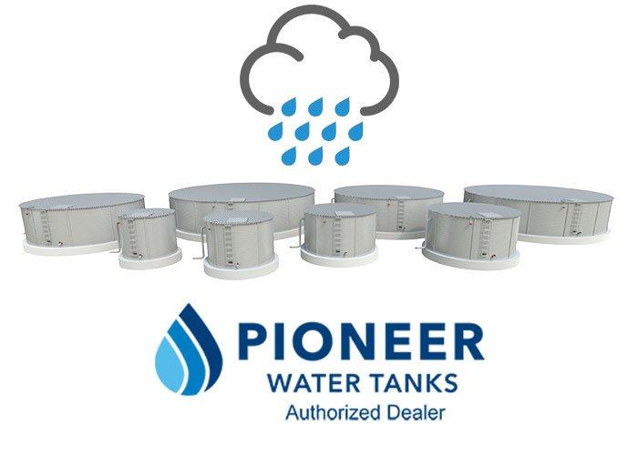 Hill Country Rainwater LLC Pioneer Water Tanks